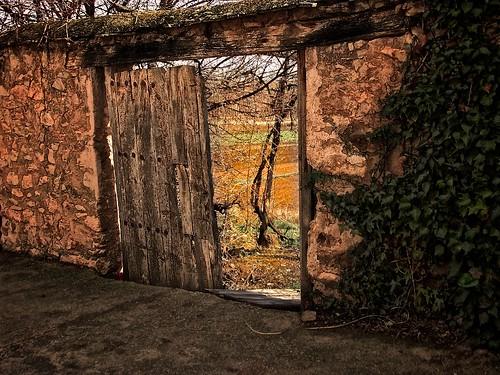 Poner puertas al campo