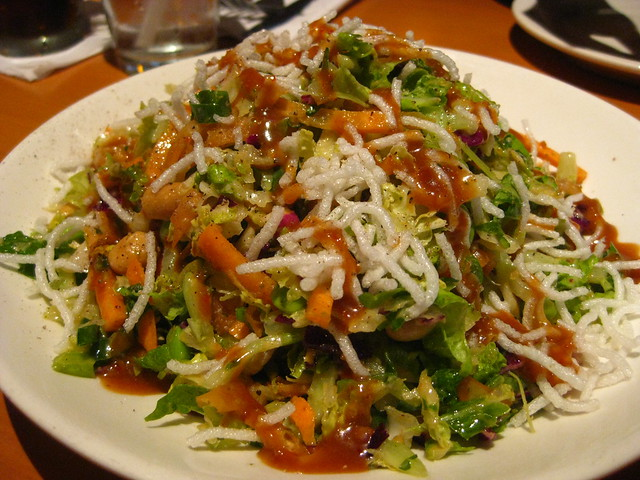 Thai Crunch Salad California Pizza Kitchen The City Cente Flickr Photo Sharing