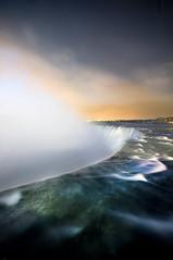 Niagara Falls Blue Hour