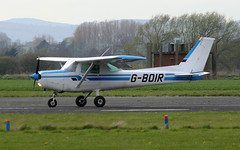 G-BOIR - 1979 build Cessna 152, Sleap based