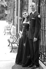 ROTC Ball Black and White