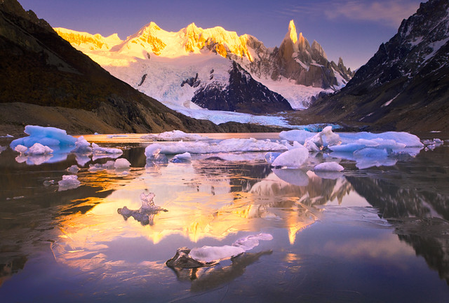 The Jewels of Cerro Torre by Michael Anderson