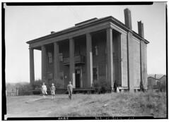 Benjamin P. Worthington home