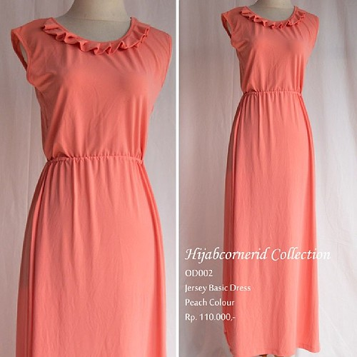 basic dress jersey korea