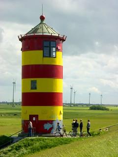 Ostfriesland, Pilsumer Leuchtturm