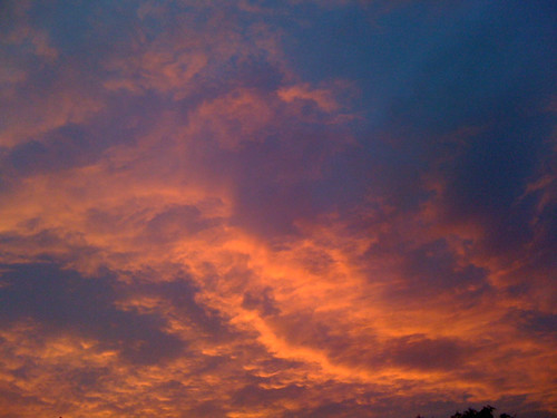 morning autumn red fall clouds sunrise colorful hungary mobil tuesday cloudporn iphone iklad