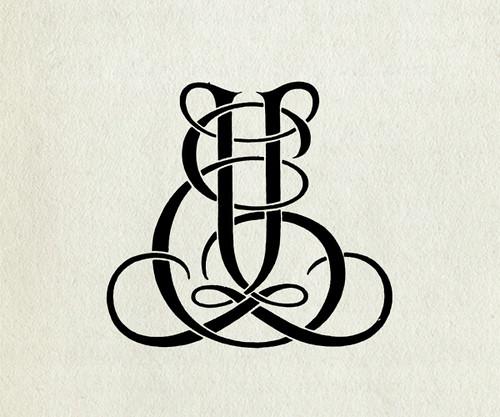 Best printable monogram maker free online free printables initial generator spiritdancerdesigns Images