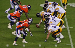 Broncos / Steelers
