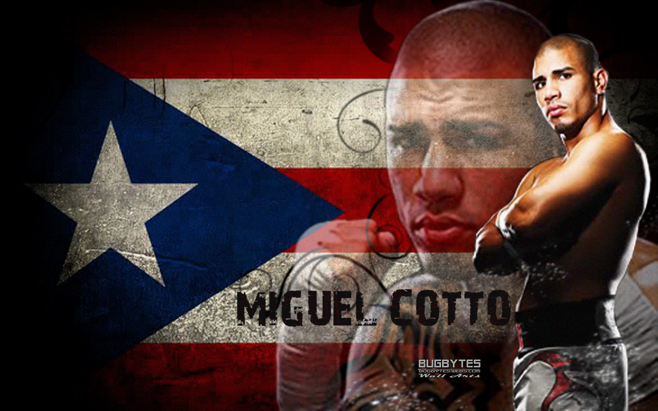 Miguel Cotto Wallpaper bugbytes   a photo on Flickriver
