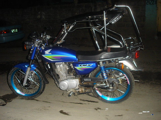 Honda TMX 125 http://www.flickr.com/photos/44766619n084109138589/4109138589/
