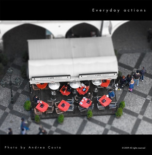 Everyday actions – Praga