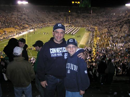Notre Dame vs UConn