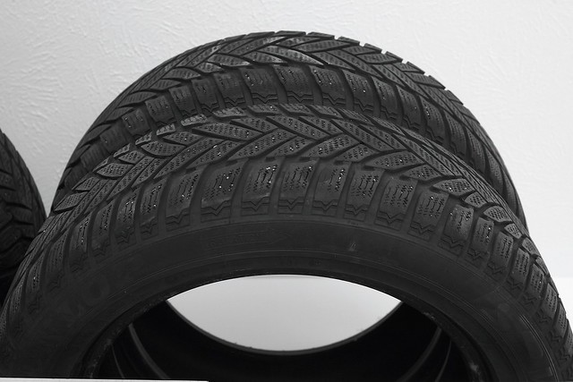Unos neumáticos de invierno