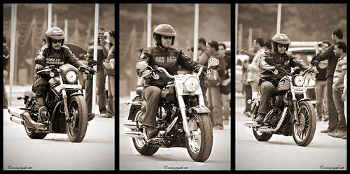 Harley-Davidson owners rally, Bangalore
