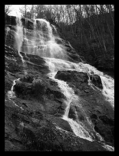 nature georgia outdoors waterfall woods hiking dawsonville amicalolafallsstatepark