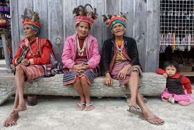 Ifuago stammekvinder