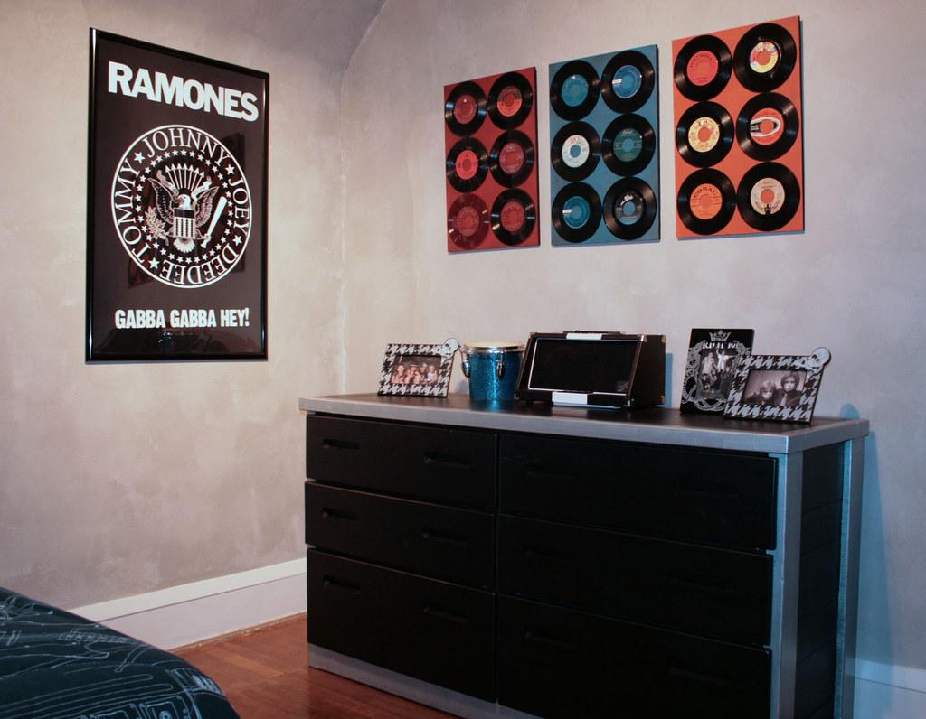 Rock N Roll Bedroom Martin E Oconnors Most Interesting Flickr Photos Picssr