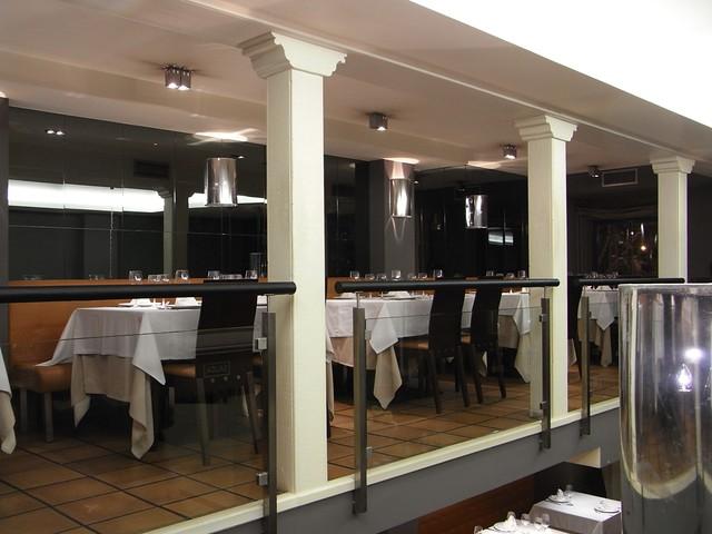 Comedor del Restaurante La Penela