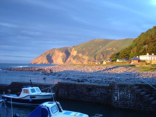 Devon coast