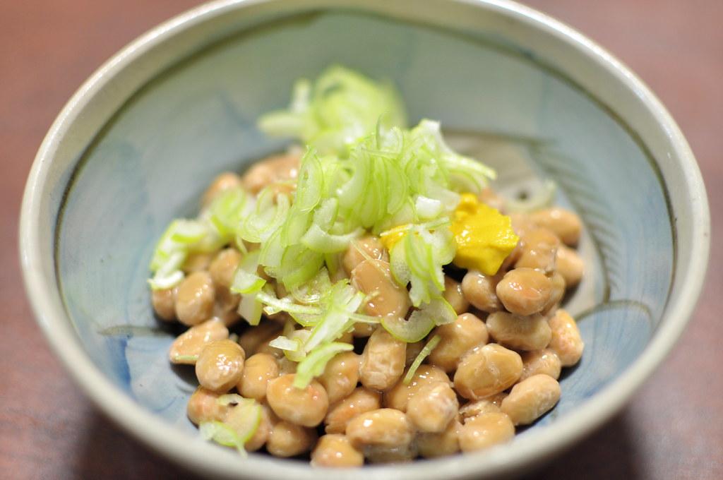 大粒のええ納豆