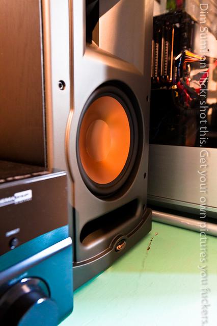 Yamaha Htr  Front Audio Says Analog