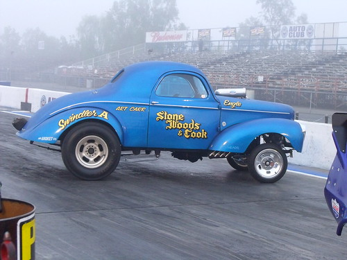 18th California Hot Rod Reunion @ Famoso Raceway