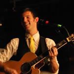 Tally Hall 5.22.09 - Rob smiling