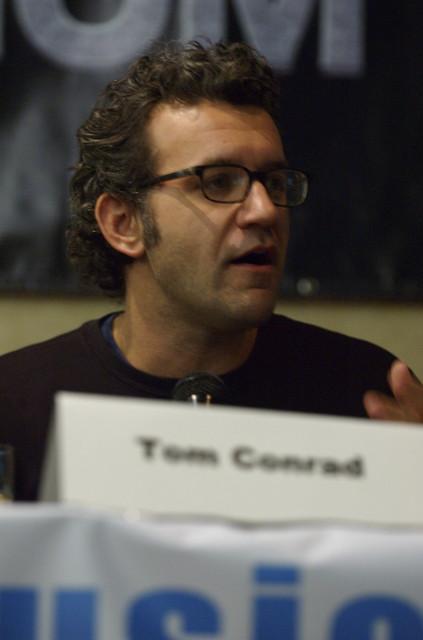Tom Conrad, Pandora's CTO at SF MusicTech Summit #5