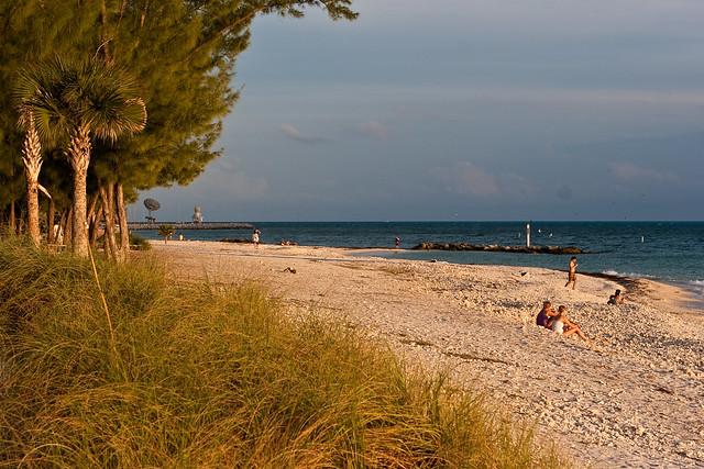 Zachary Taylor Beach Key West Fl