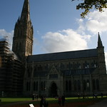Salisbury Cathedral - Salisbury, Wiltshire, South West England