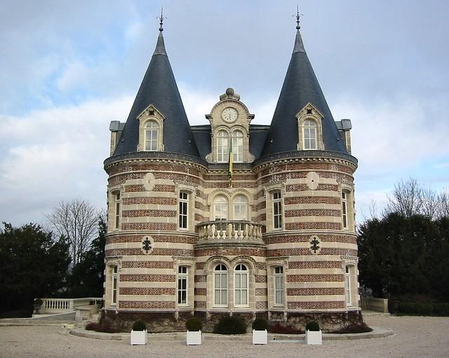 Château Comtesse Lafond, Epernay, France