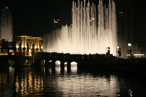 Dubai Fountain #1