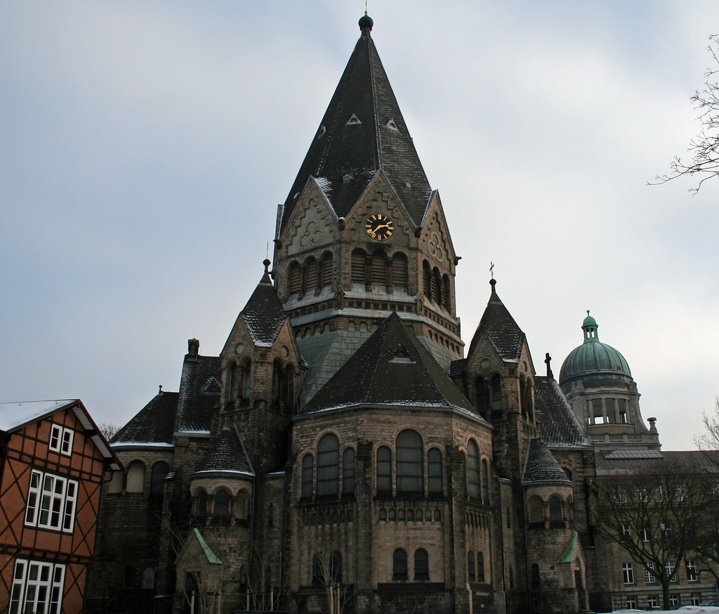 Russian Orthodox Church in Hamburg by Andrey Belenko, on Flickr