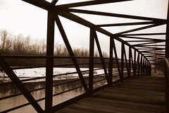 Sepia Bridge