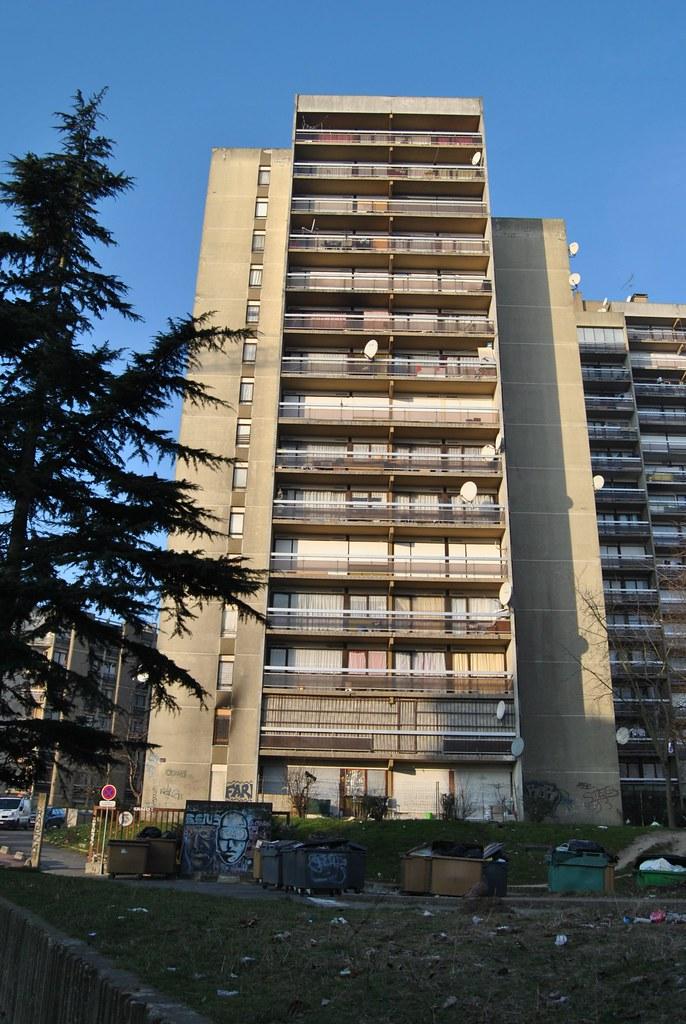 Clichy sous Bois Map u00cele de France Mapcarta # Hotel Clichy Sous Bois