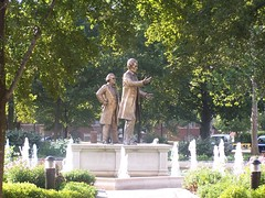 Monument to Lincoln the Racist