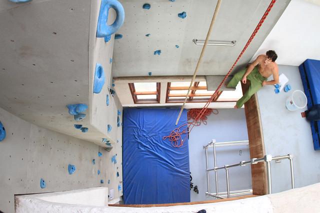 Boulderwall Parkour Gym Mumbai