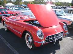 An Early Corvette For Sale