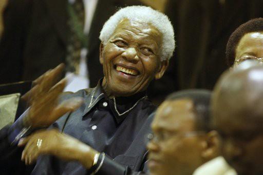 2. Nelson Mandela