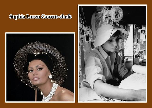 Sophia Loren Couvre-ch...