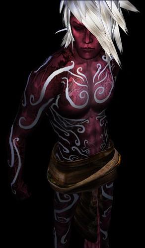 Fire salamander tattoo - photo#21