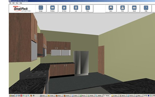 Industrial kitchen design 3d afreakatheart for Commercial design software