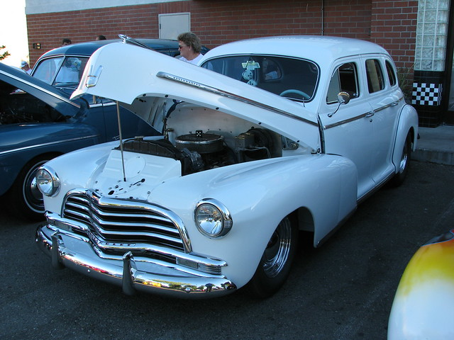1946 chevrolet 4 door sedan custom 39 50 394 39 1 flickr for 1946 chevy 4 door sedan