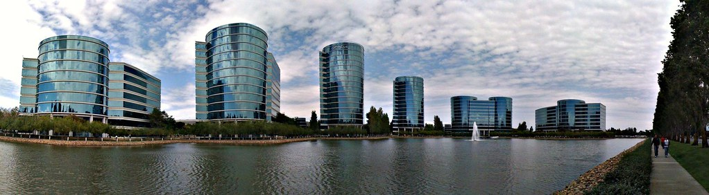 iPhone Pano: Oracle iPhone Pano