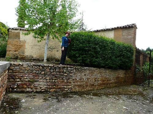 MariLuz, tan vital en S. Pedro de las Dueñas, León