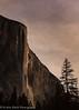 First Light on El Capitan (Yosemite) by Robin Black Photography