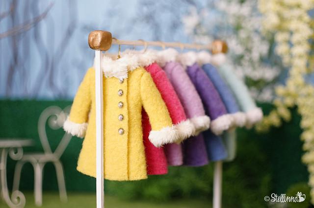 Ice Sugar - Wool Coats