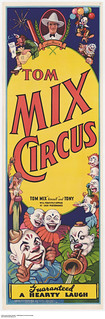 Tom Mix Circus / Cirque de Tom Mix