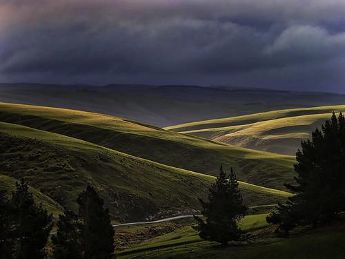road light clouds bravo hills nz otago aotearoa flickrsbest mahinerangi littlestoriespicswithsoul