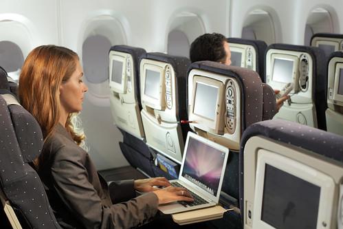 Air france accueille son premier a380 roissy for Interieur 777 air france